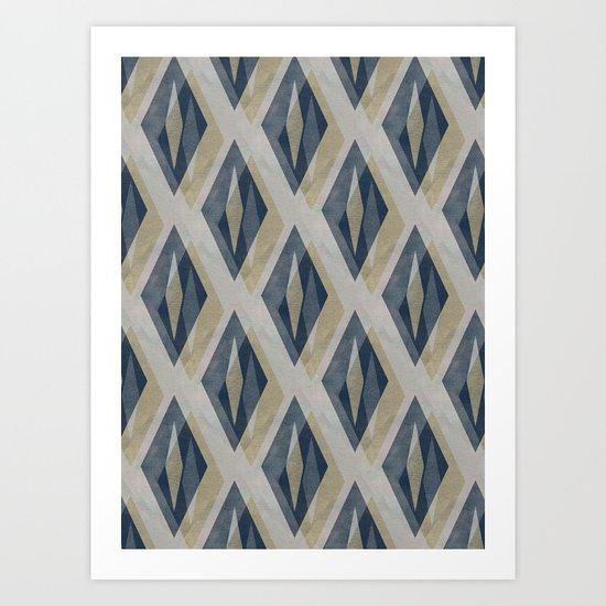 Pattern29 Art Print