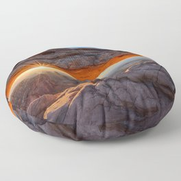 Mesa Arch  Floor Pillow
