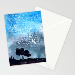 Written in the Stars Stationery Cards