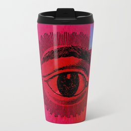 INK RETRO EYE Travel Mug