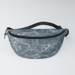 Water Refraction Illusion Stone-wash Texture Surface 18 Fanny Pack