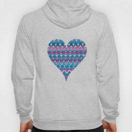 Tribal Heart Hoody