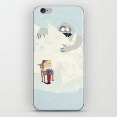 Douse the Light iPhone & iPod Skin