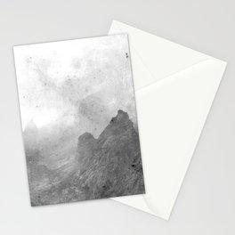 Old rocks Stationery Cards