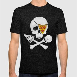 Pizza Raider T-shirt