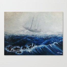 An Apparition Canvas Print