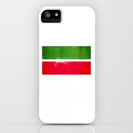 Tatarstan Flag design | Tatars design iPhone Case
