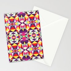 Disco Tribal Stationery Cards