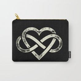 INFINITY LOVE Carry-All Pouch