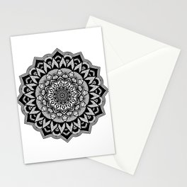Flow Mandala Stationery Cards