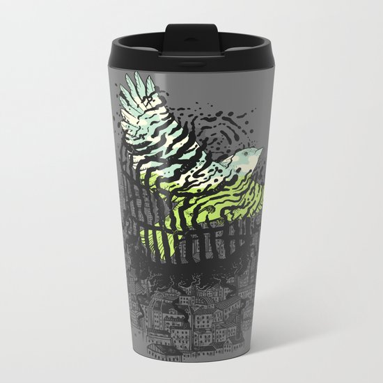 Break Free Metal Travel Mug