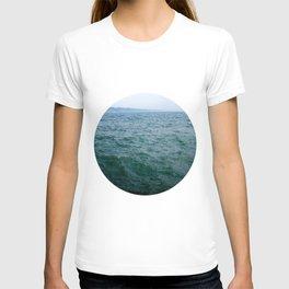 Nautical Porthole Study No.1 T-shirt