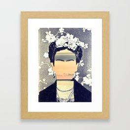 Insurgent Frida Framed Art Print