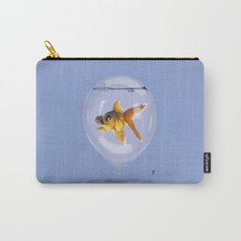 Inflated (Colour) Carry-All Pouch