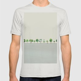 A Row Of Trees T-shirt