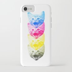 CMYKat iPhone 7 Slim Case