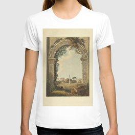 Ruins Of Rome T-shirt