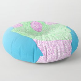 The Momentary Space Floor Pillow