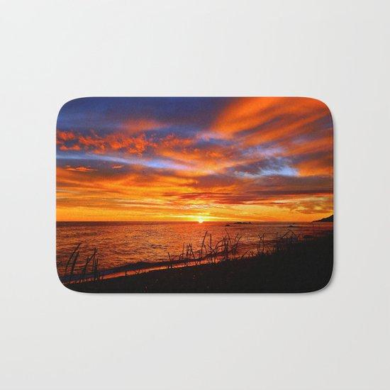Spectacular Sunrise on the Saint-Lawrence Bath Mat