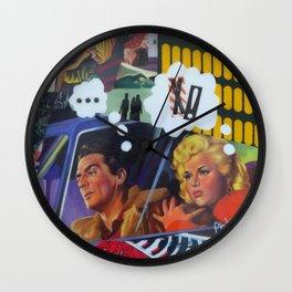 Virée interne Wall Clock