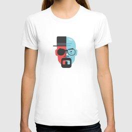 Walter White + Heisenberg T-shirt