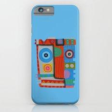 Your self portrait iPhone 6 Slim Case