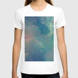 Space fall T-shirt