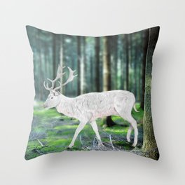 Ethereal Tales Throw Pillow
