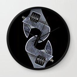 Interlocked Wall Clock