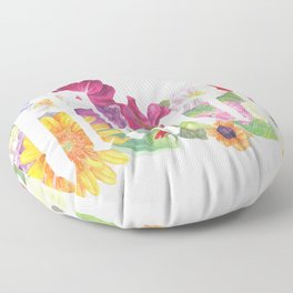 Mine Floor Pillow