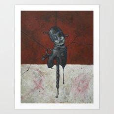 Tin Man Art Print