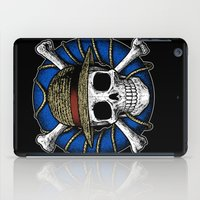 luffy iPad Cases featuring Going Merry by Fuacka
