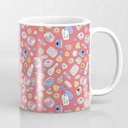 Eat Me Drink Me Alice In Wonderland Coffee Mug