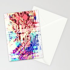 circuit recognition Stationery Cards