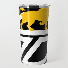TLION DESIGN/ Tamboclothingco. Travel Mug