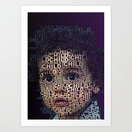 Childreen Art Print