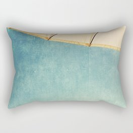 um.brel.la print Rectangular Pillow