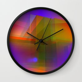 colormix for you -1- Wall Clock