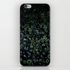 The flower meadow iPhone & iPod Skin