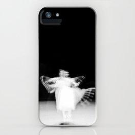 Ballerina iPhone Case