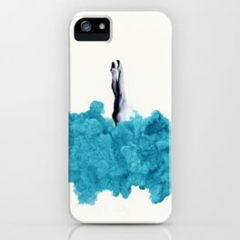 Into the Smoke iPhone Case