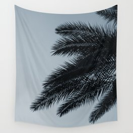 Palm Leaves Sunset Beauty #1 #tropical #decor #art #society6 Wall Tapestry