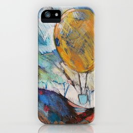 Take Off! iPhone Case