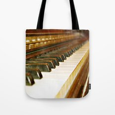 That Old Piano  Tote Bag
