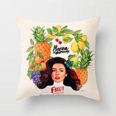 FROOT Throw Pillow