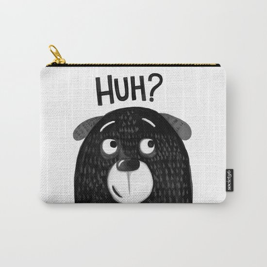 HUH PUPPY Carry-All Pouch