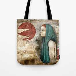 """""""Romaine Dust"""" by carographic Tote Bag"""
