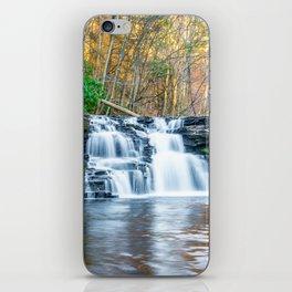 Fall Falls iPhone Skin