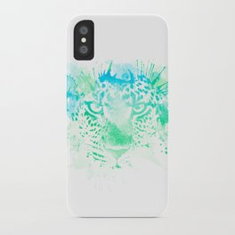Splashed Ounce by Fernanda Quilici iPhone Case