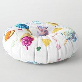 All Mutts Summer Flavours Floor Pillow